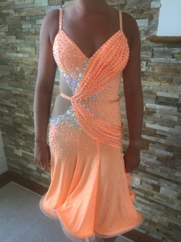 The Coral Crush by Mimi G Designs Couture