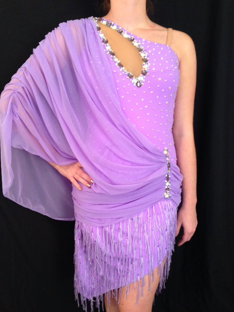 Lavender Mist by Mimi G Designs Couture