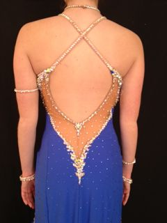 RHAPSODY IN BLUE BY MIMI G DESIGNS COUTURE COLLECTION 5