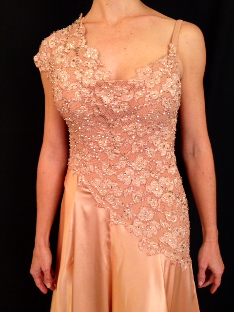 THE BLUSHING BEAUTY BY MIMI G DESIGNS COUTURE COLLECTION 2