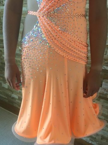 THE CORAL CRUSH BY MIMI G DESIGNS COUTURE COLLECTION 3