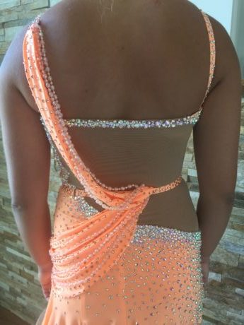THE CORAL CRUSH BY MIMI G DESIGNS COUTURE COLLECTION 5