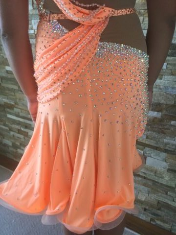 THE CORAL CRUSH BY MIMI G DESIGNS COUTURE COLLECTION 6
