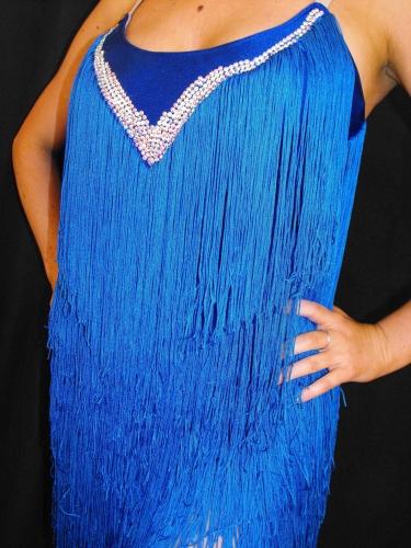 BLUE FRINGE 2