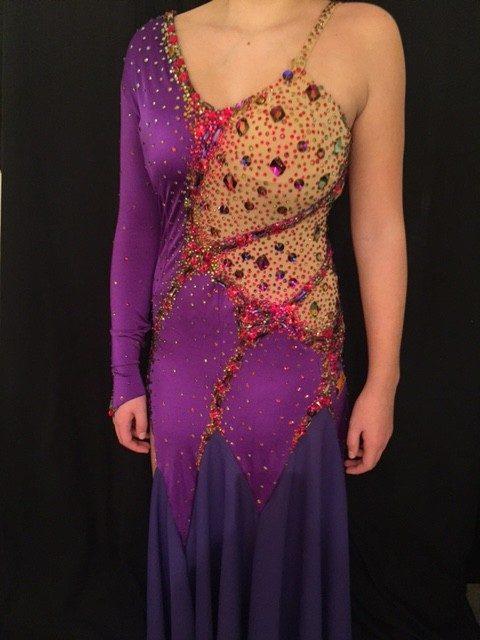 Passionate Purple by Mimi G Designs