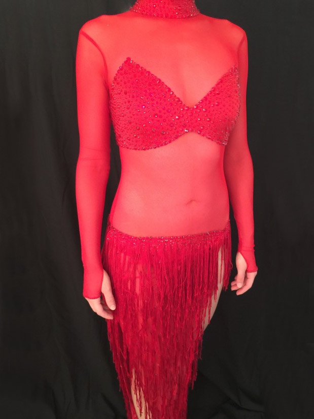 Red Hot by Donna Inc