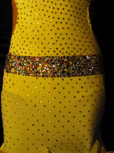THE CONFETTI DRESS BY MIMI G DESIGNS 2