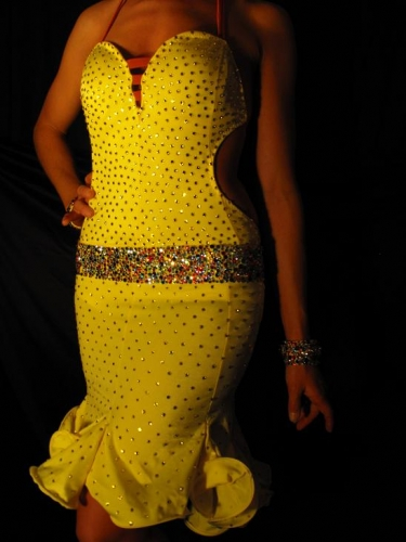 THE CONFETTI DRESS BY MIMI G DESIGNS